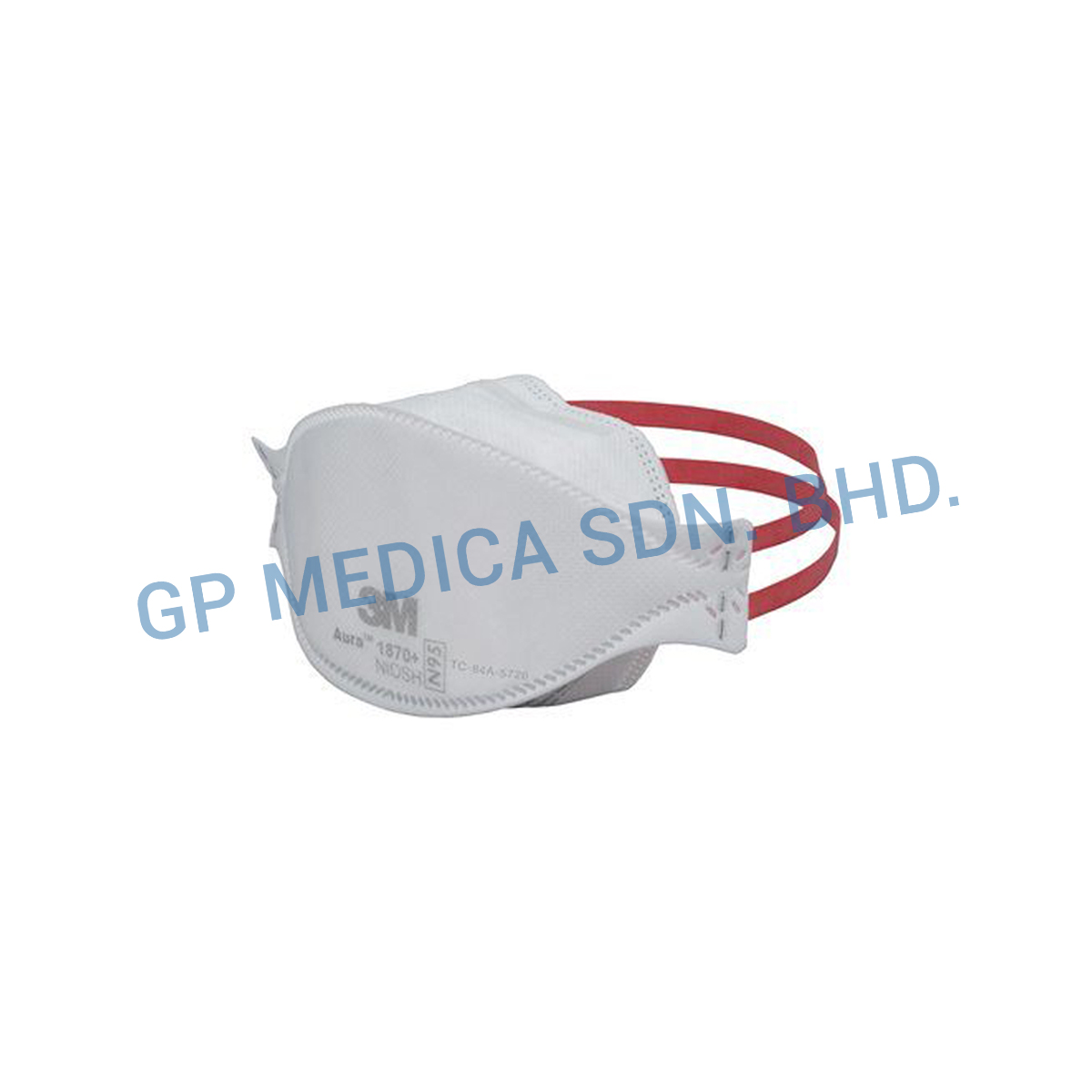 3M Aura Health Care Particulate Respirator and Surgical Mask 1870+, N95-1