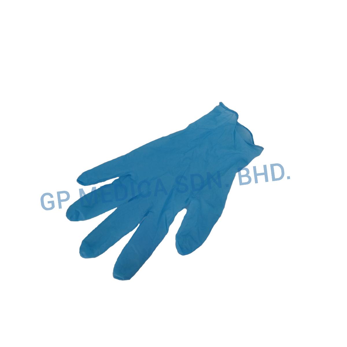 Nitrile Examination Glove Powder Free-3