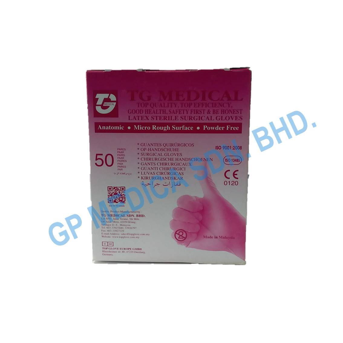 TG Latex Surgical