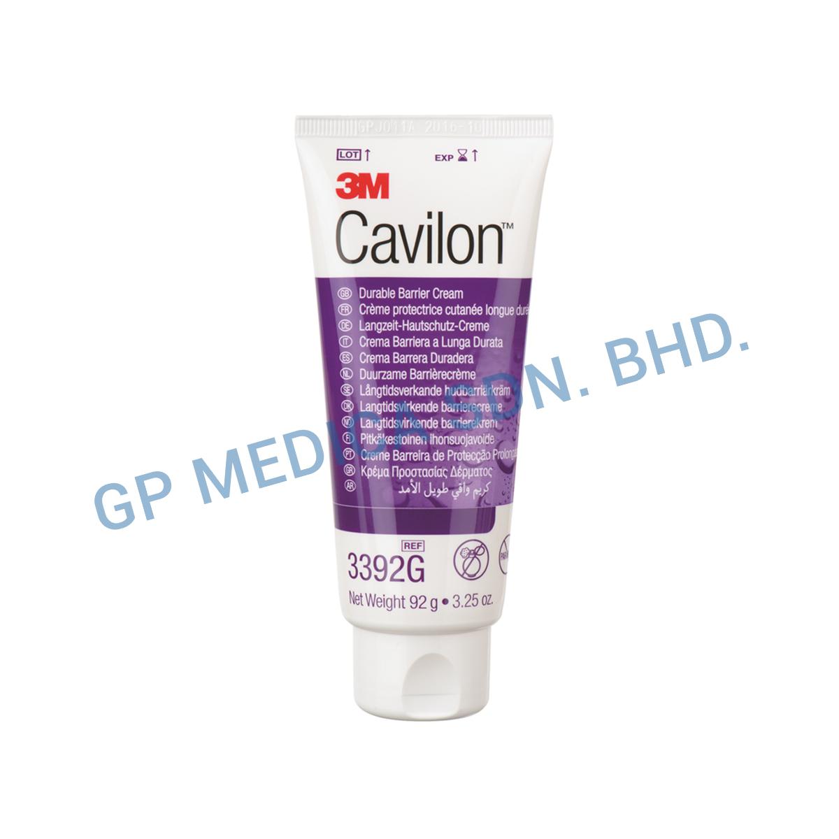 Cavilon Durable Barrier Cream 92 g tube 3392G