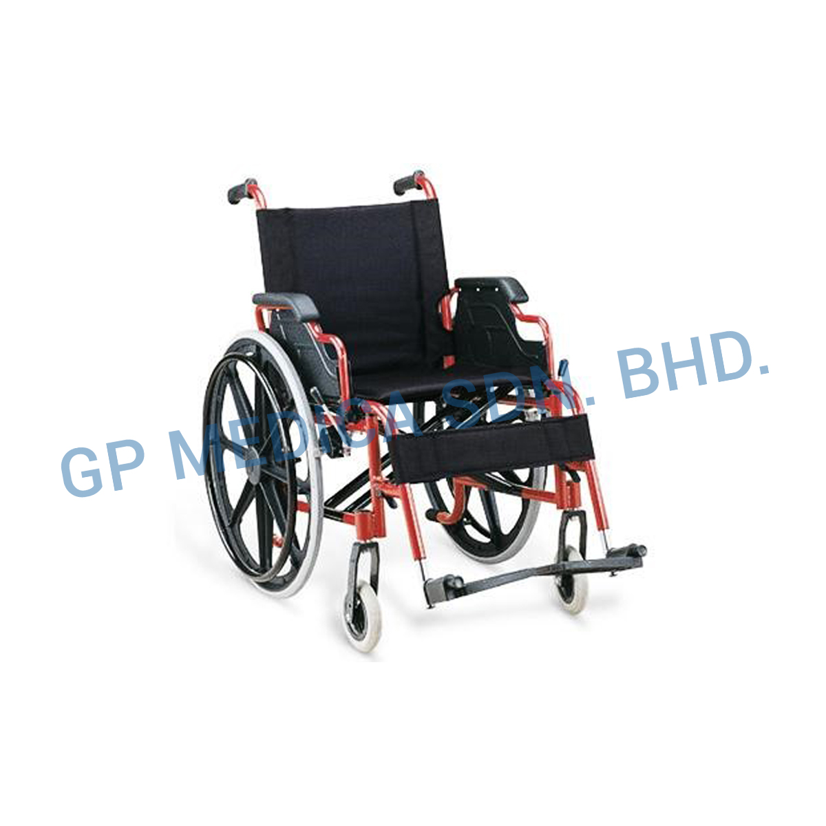 Aluminium Lightweight Wheelchair